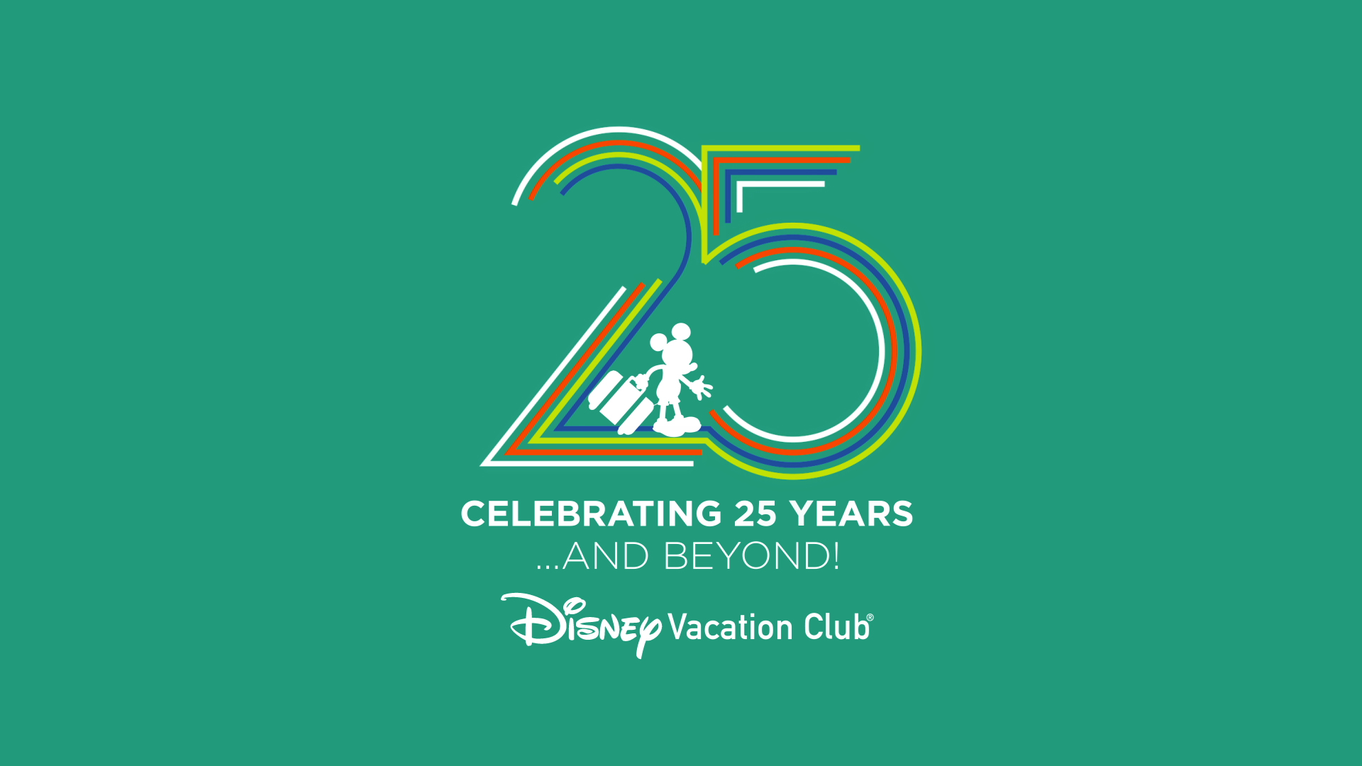 disney vacation club 25th anniversary and beyond